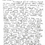 Ty Cobb Letter to Babe Ruth - Part 1