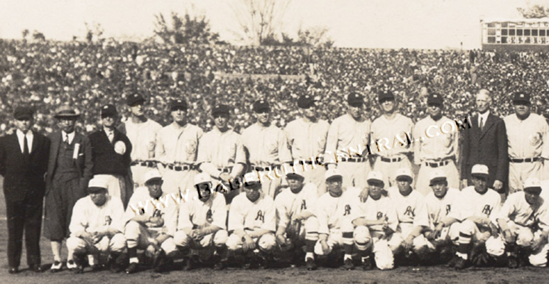 09fa5ccf537 The 1934 Japan Games Collection Babe Ruth Central
