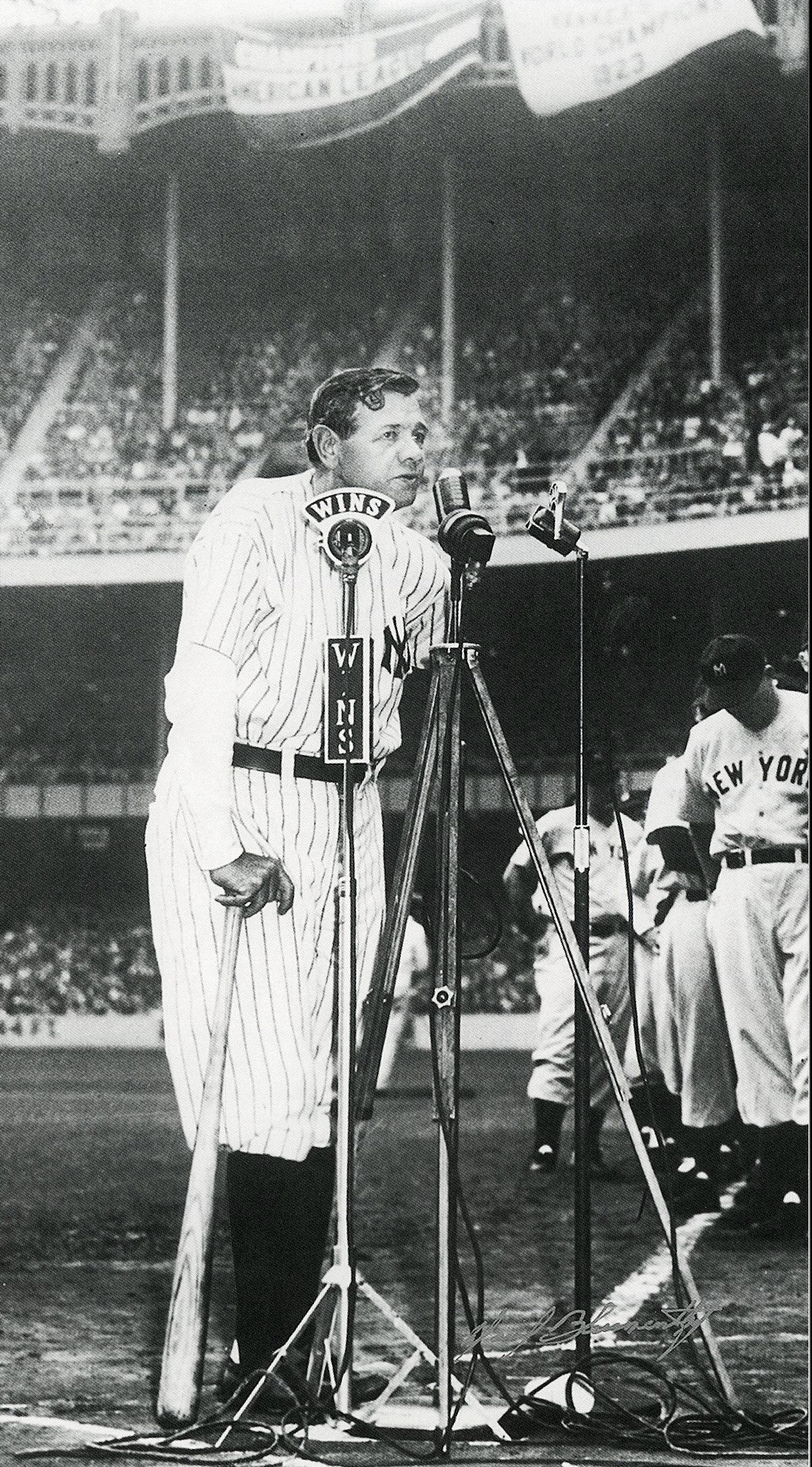 Lot Detail - 1948 Babe Ruth Farewell At Yankee Stadium