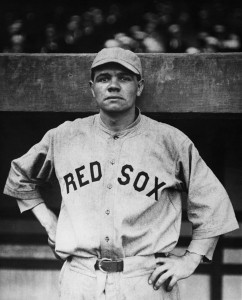 Babe Ruth Boston Red Sox